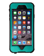 HESGI iPhone 6S Waterproof Case, IP-68 Waterproof Shockproof Dust Proof Snow Proof Full Body Protective Case Cover for Apple iPhone 6S iPhone 6 4.7 [Teal]