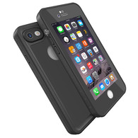 HESGI Thin IP68 Waterproof Case for Apple iPhone 7 - Black
