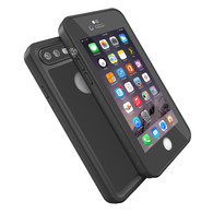 HESGI iPhone 7 Plus case IP68 Waterproof Shockproof Dirtproof Snowproof Protection Phone Case Thin Full Function Sensitive Screen For iPhone 7 Plus 5.5inch (2016 Newest) Black