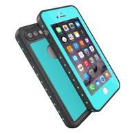 HESGI iPhone 7 Plus case IP68 Waterproof Shockproof Dirtproof Snowproof Protection Phone Case Thin Full Function Sensitive Screen For iPhone 7 Plus 5.5inch (2016 Newest) Teal
