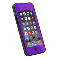 HESGI iPhone 7 Plus case IP68 Waterproof Shockproof Dirtproof Snowproof Protection Phone Case Thin Full Function Sensitive Screen For iPhone 7 Plus 5.5inch (2016 Newest) Purple