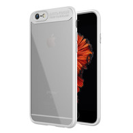 iPhone 6s Case, iPhone 6 Case,Tough PC and Flexible TPU Ultra Slim Case Premium Hybrid ProtectAive Clear Case for Apple iPhone 6/6s-White