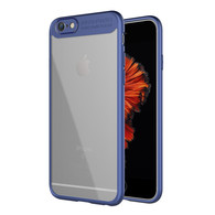 iPhone 8 Case, iPhone 7 Case,Tough PC and Flexible TPU Ultra Slim Case Premium Hybrid Protective Clear Case for Apple iPhone 7/ 8-Blue